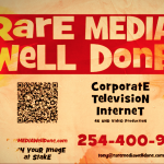 Rare MEDIA Well Done demo 2018