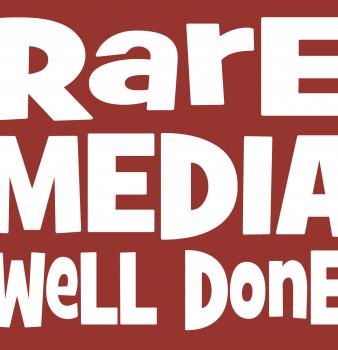 Rare MEDIA Well Done Video Promo April 2016