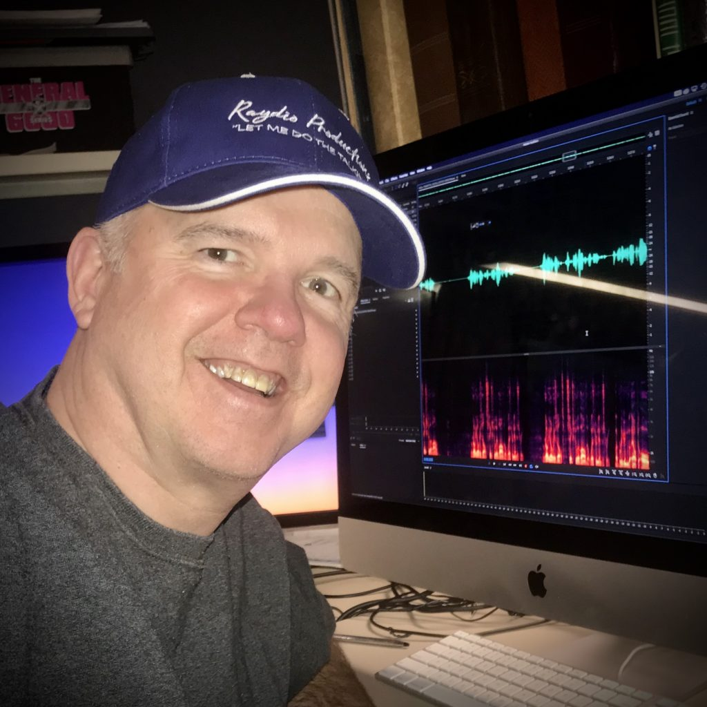 Tony Whitehead of Rare MEDIA Well Done works with Ray Welch of Raydio Productions on a new audio project.  What can we do for you?