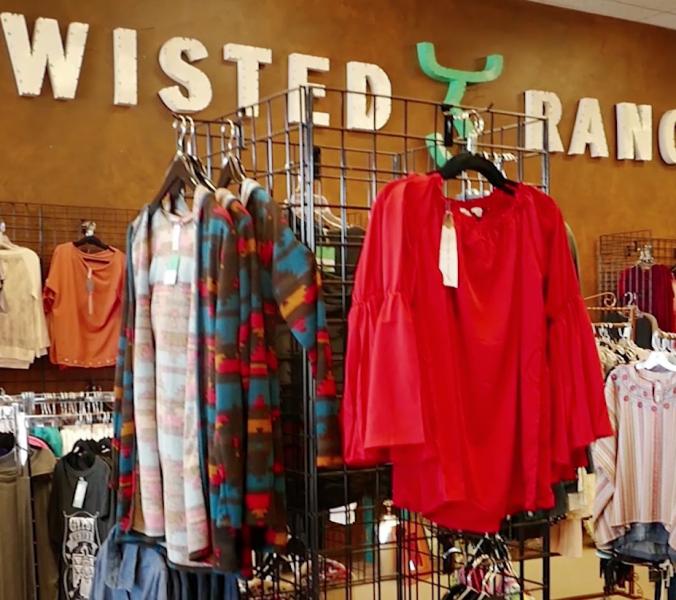 RMWD Twisted J Western Boutique